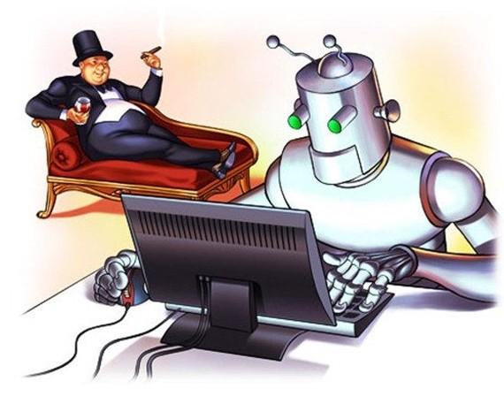 Отдать всю работу по размещению ссылок на аутсорсинг